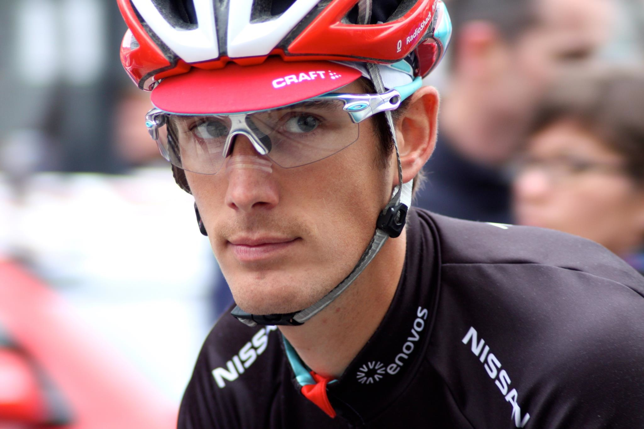 Interview with Andy Schleck